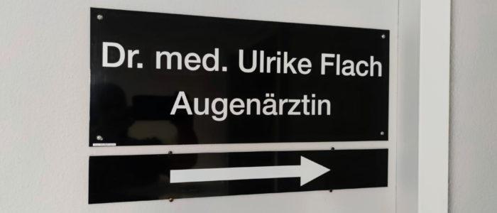 Augenärztin Augsburg Dr. Flach
